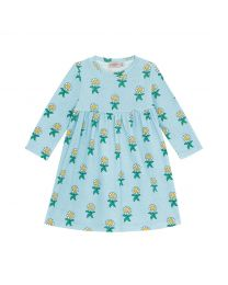 Petal Flowers Baby Long Sleeve Everyday Dress
