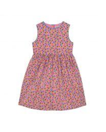 Petal Flowers Ditsy Kids Charlotte Dress