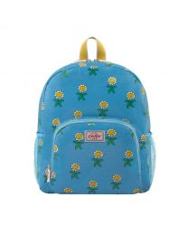 Petal Flowers Kids Large Backpack with Mesh Pocket