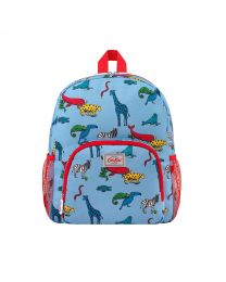 Animals Kids Large Backpack with Mesh Pocket