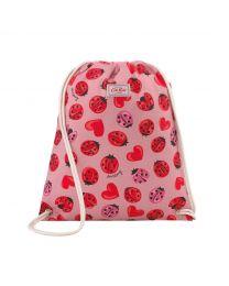 Lovebugs Kids Drawstring Bag