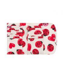 Lovebugs Foldover Wallet