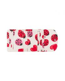 Lovebugs Small Foldover Wallet