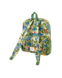 Dinosaur Jungle Kids Large Backpack with Mesh Pocket