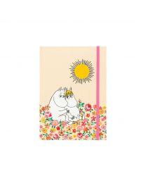 Moomins Meadow A5 Notebook