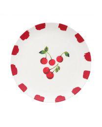 Cherries Dinner Plate