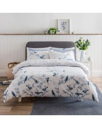 British Birds Double Bedding Set