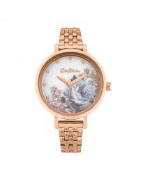 Somerset Rose Bracelet Watch