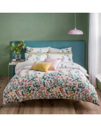 Twlight Garden King Bedding Set